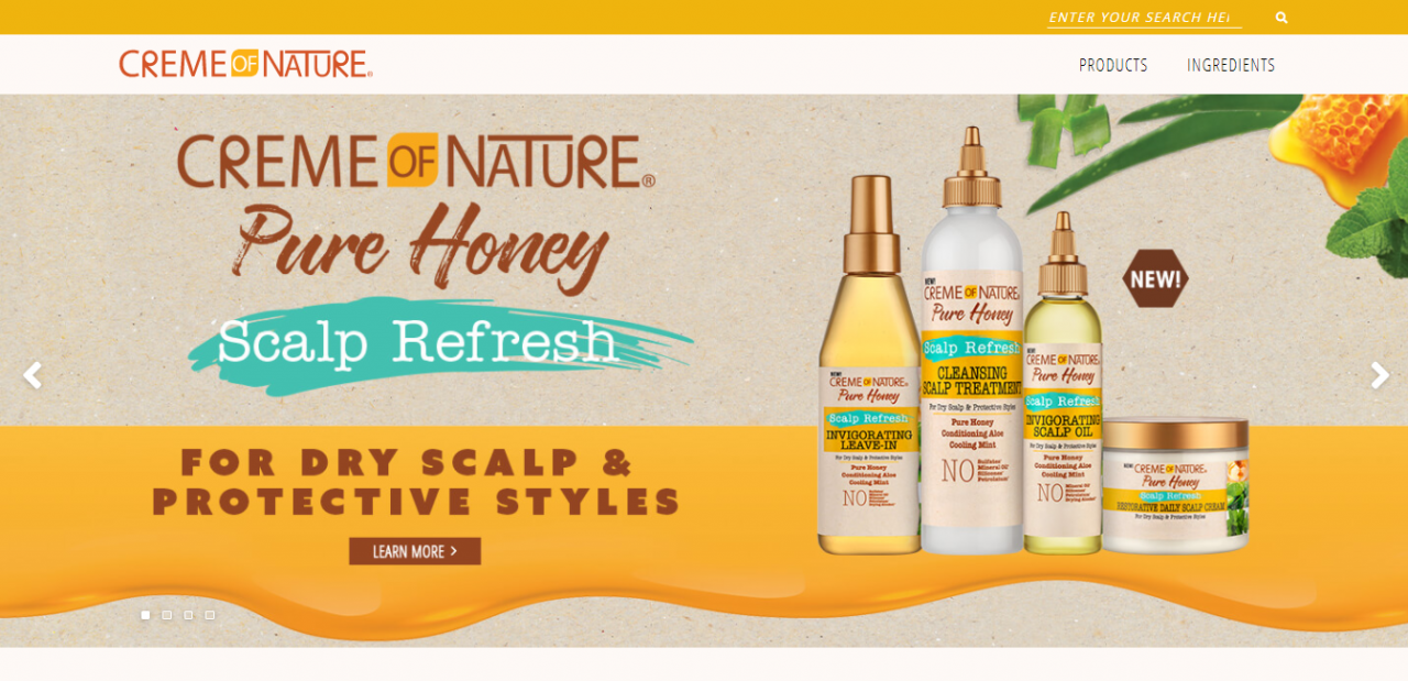 Boss Women Media Has Partnered with Creme Of Nature to Support Black Women