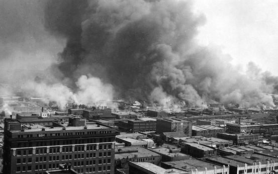100th Anniversary of the 'Black Wall Street' Tulsa Race Massacre