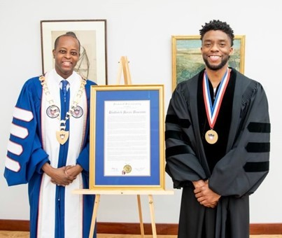Howard University to Re-Establish College of Fine Arts and Honor Alumnus Chadwick Boseman